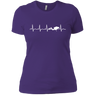 Scuba Heartbeat V-Neck