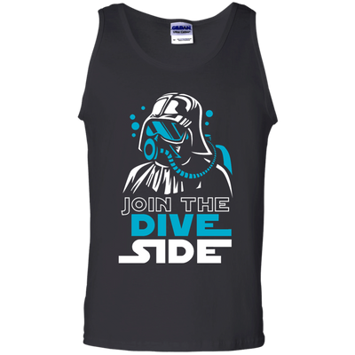 Join The Dive Side Tank Tops