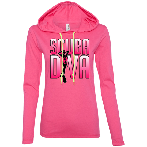Image of Scuba Diva Hoodies