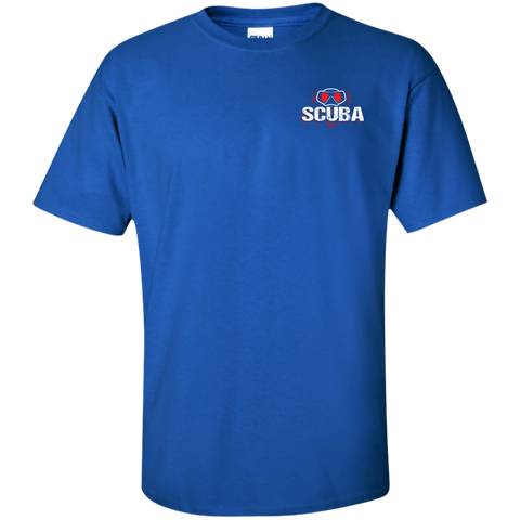 Image of To Stay Sane Is Go Scuba Diving Tees