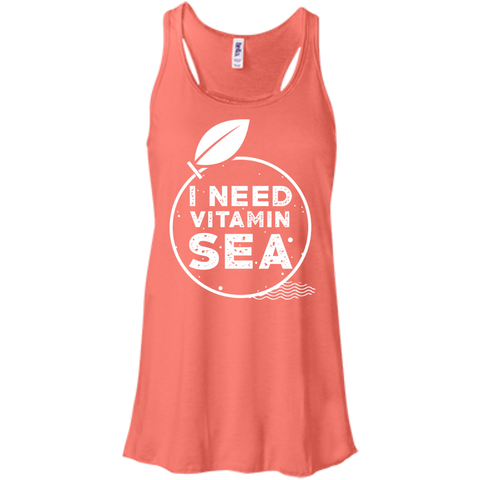 Image of I Need Vitamin Sea Tank Tops
