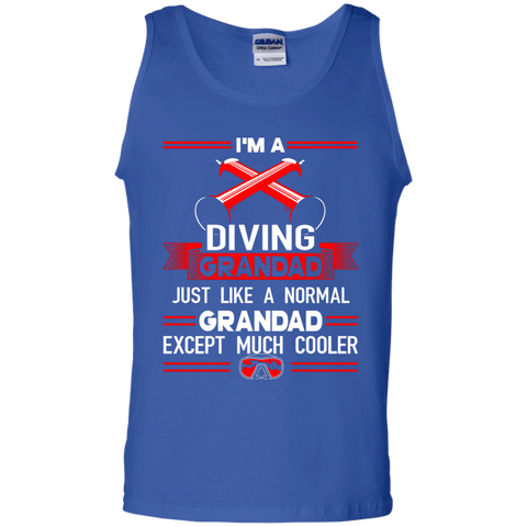 Image of I'm A Diving Grandad Just Like A Normal Grandad Except Much Cooler Tank Tops