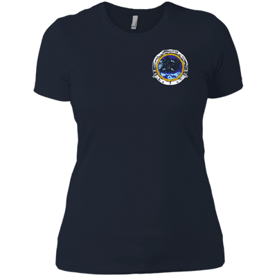 1% Is Brave Enough Ladies Tees - scubadivingaddicts