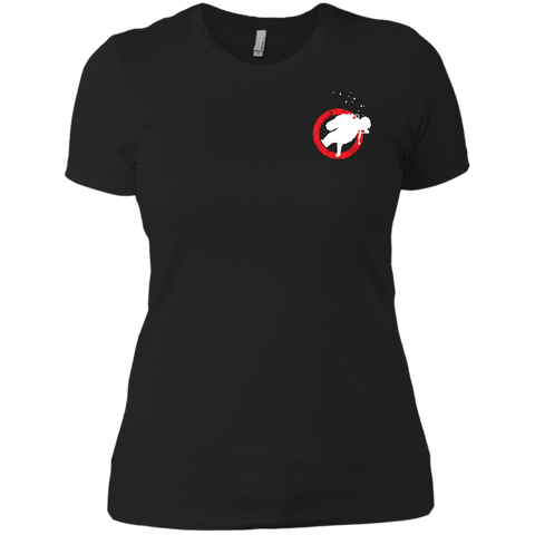 Image of Life Is Short, Dive Hard Ladies Tees and V-Neck