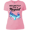 Secretly I'm A Mermaid Tees