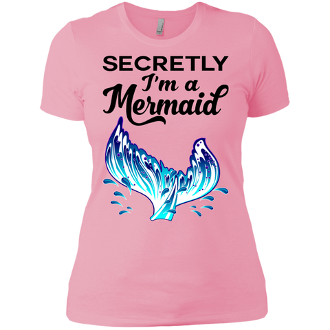 Image of Secretly I'm A Mermaid Tees