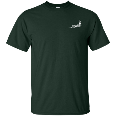 Live Free Dive Hard Tees
