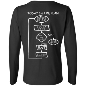 Today's Game Plan Long Sleeves