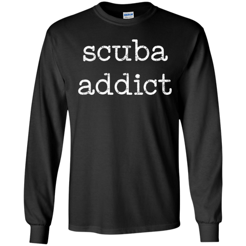 Image of Scuba Addict Long Sleeves