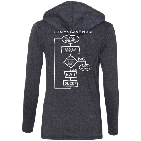Image of Today's Game Plan Hoodies
