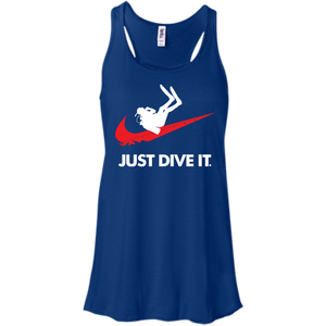 Just Dive It Tank Tops