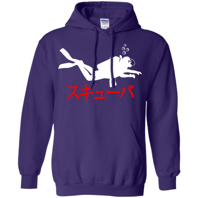 Japanese Scuba Hoodies