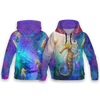 Seahorse Dream All Over Print Hoodies