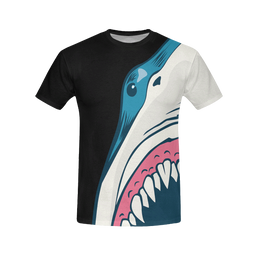 Sharkbite All Over Print T-Shirt
