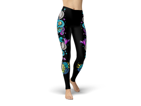 Ocean Jubilee Leggings