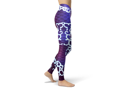 Lightning Clownfish Leggings