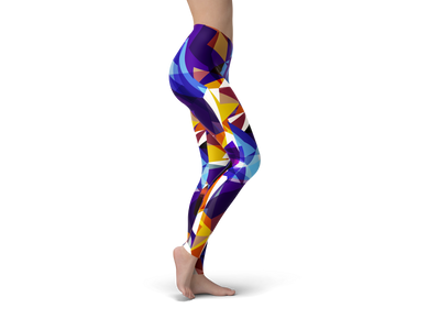 Polygon Leggings