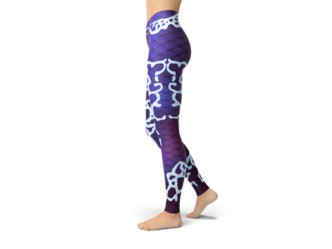 Image of Lightning Clownfish Leggings