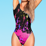 Colourful Sharks Swimsuit