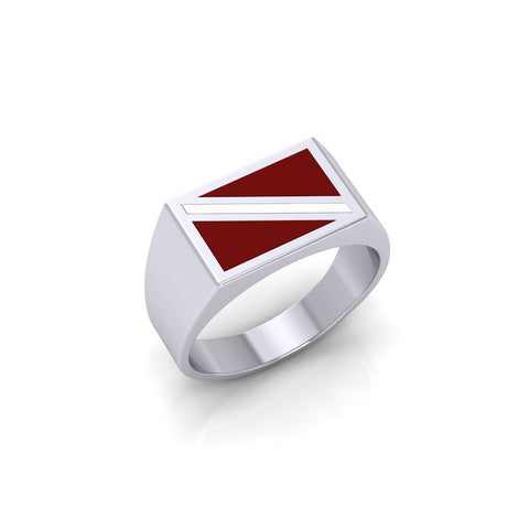 Image of Dive Flag Ring