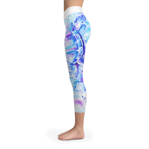 Turtle Dream Capris
