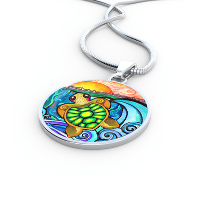 Turtle Necklace