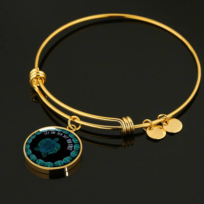 Turtle Scale Bangle