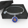 Starfish Gem Necklace & Bangle