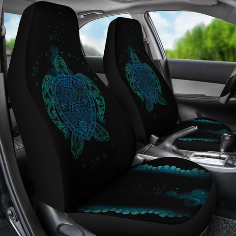 Let The Sea Set You Free Car Seat Cover