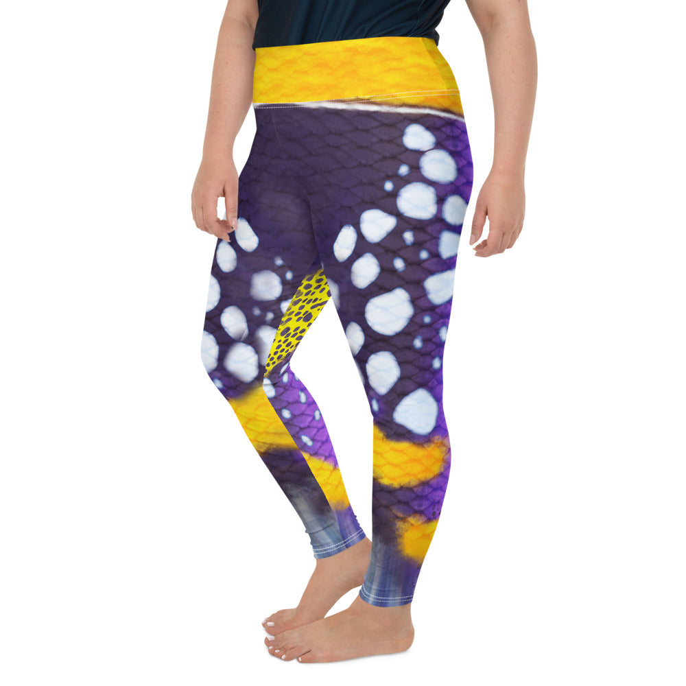 Triggerfish Plus-Size Leggings