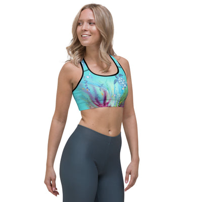 Turtle Dream Sports Bra