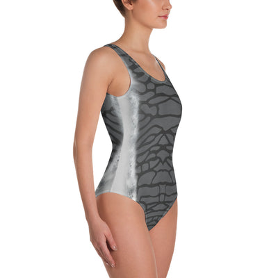 Tiger Shark One-Piece Swimsuit