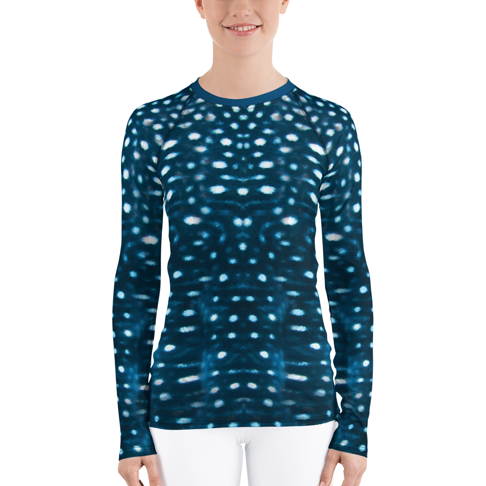 Whale Shark - Women's Rash Guard