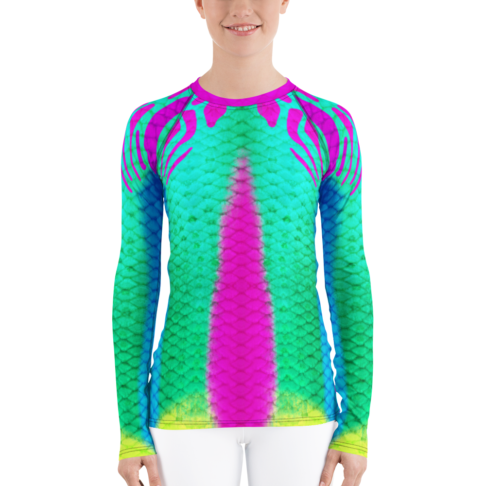 Tropical Fish - Women's Rash Guard