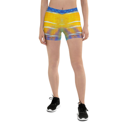 Queen Angelfish Shorts