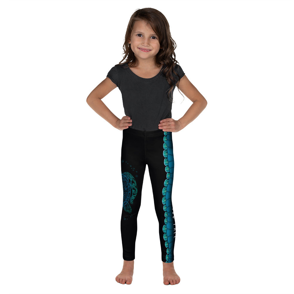 Let The Sea Set You Free Kid's Leggings