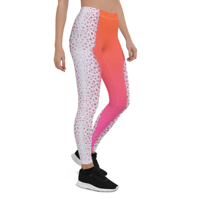 Painted Dirona Nudi Leggings