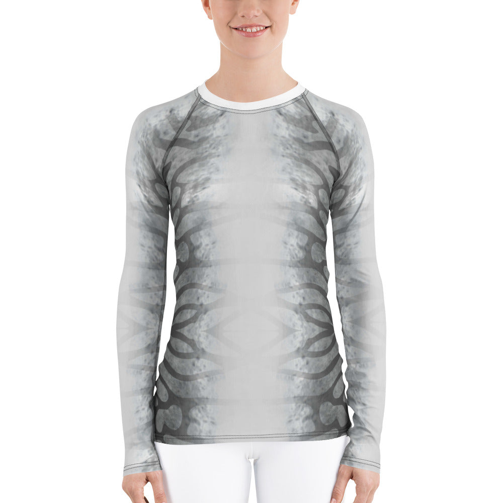 Tiger Shark - Women's Rash Guard