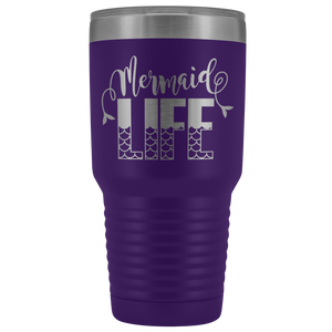 Mermaid Life Tumbler