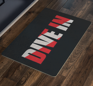 Dive In Doormat