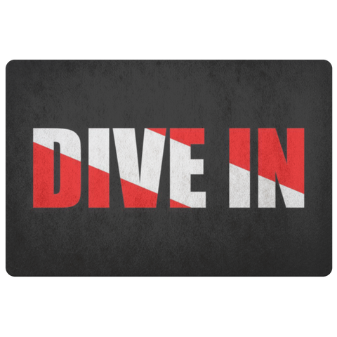 Image of Dive In Doormat