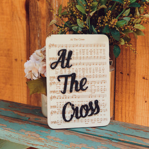 At The Cross - Unframed