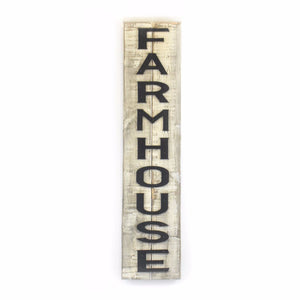 Farmhouse Vertical