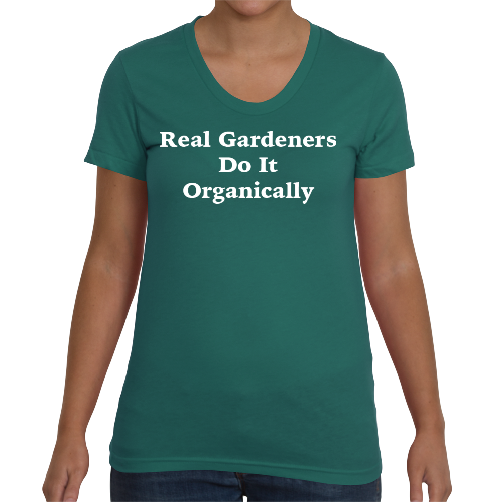 Real Gardeners Do It Organically