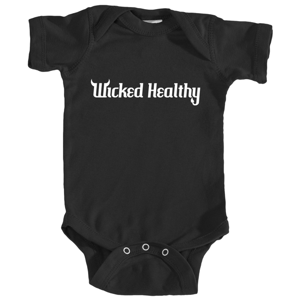 Wicked Healthy Oneseie