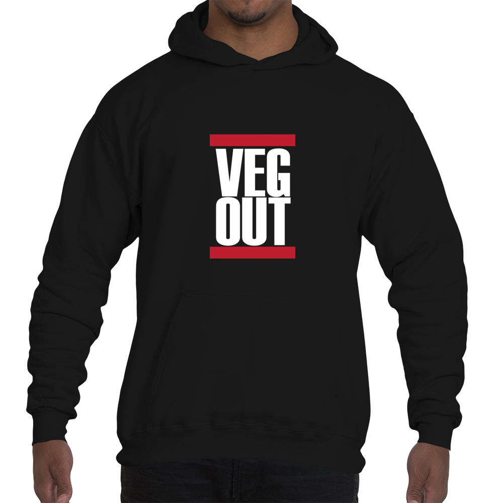 Veg Out Hoodie