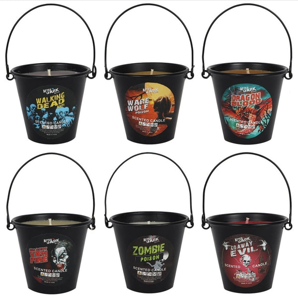 After Dark Scented Candle Buckets