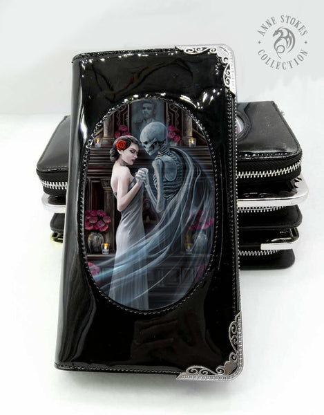 Anne Stokes 3D Lenticular Purse 'Forever Yours'