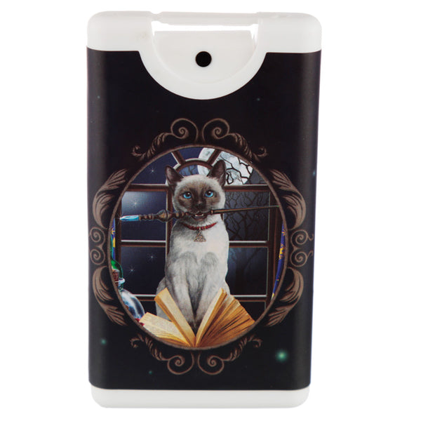 'Hocus Pocus' Witches Cat Refillable Spray Hand Sanitiser