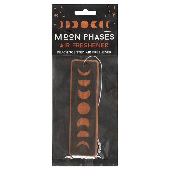 Moon Phase Peach Scented Air Freshener
